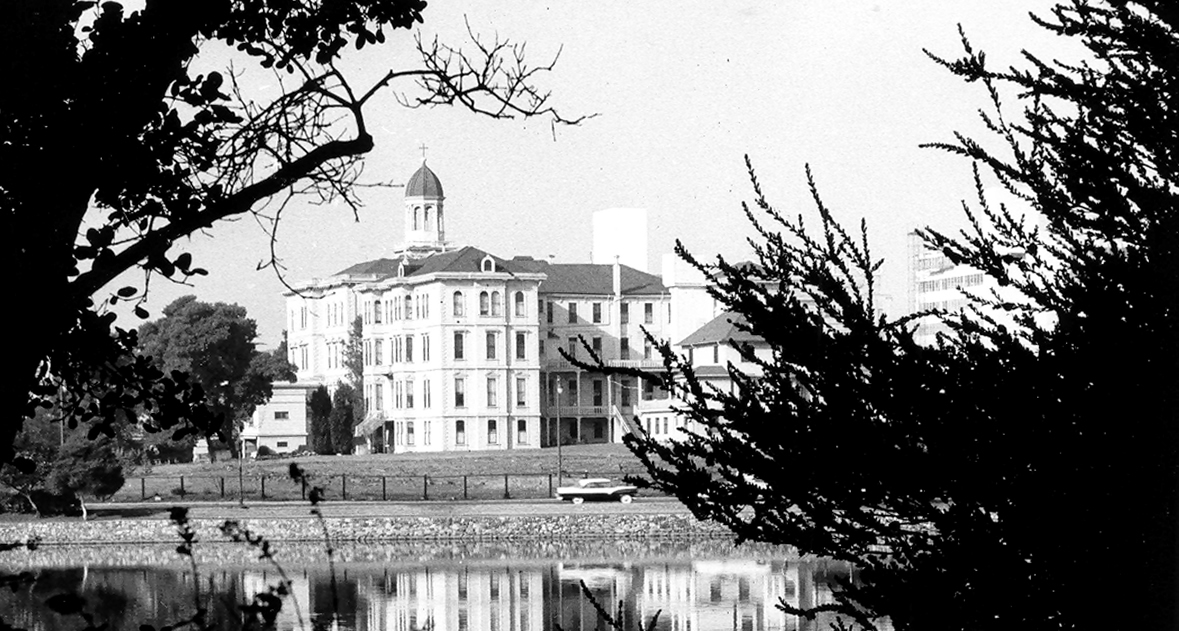 Holy Names College on Lake Merritt